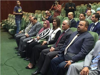 بدء مؤتمر استعراض نتائج «مصر تستطيع بأبناء النيل»