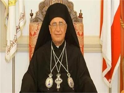 بطريرك أنطاكية وسائر المشرق للروم الملكيّين الكاثوليك يوسف العبسي