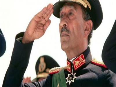 تكريم الرئيس المصري الأسبق  أنور السادات