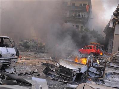 انفجار بشمال سوريا