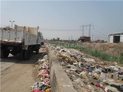 تنفيذ حملات مكبرة لرفع القمامة بأسيوط