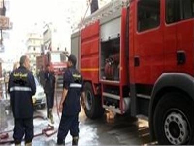 حريق هائل في مصنع بشبرا الخيمة.. ومصرع4 أشخاص وإصابة 7 آخرين