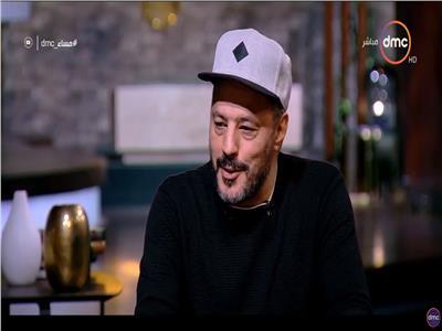 الفنان عمرو عبدالجليل