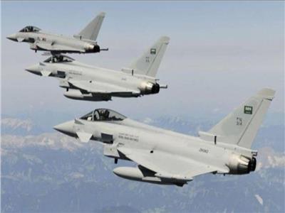 مقاتلات التحالف العربي لدعم الشرعية