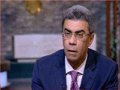 ياسر رزق- رئيس مجلس إدارة مؤسسة أخبار اليوم