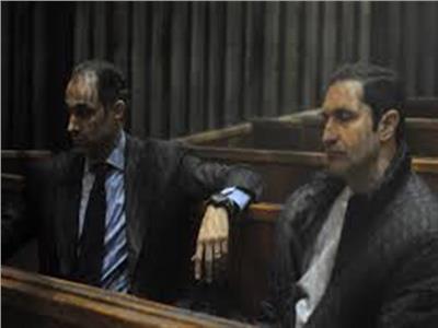 علاء وجمال مبارك