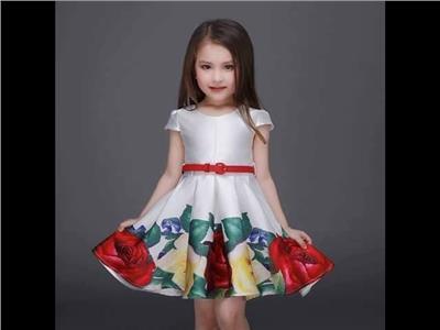 a8c301e41 صور| أفكار لفساتين أفراح الأطفال 2019 | بوابة أخبار اليوم الإلكترونية