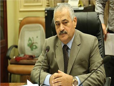 النائب سعيد طعيمة، رئيس لجنة النقل والمواصلات