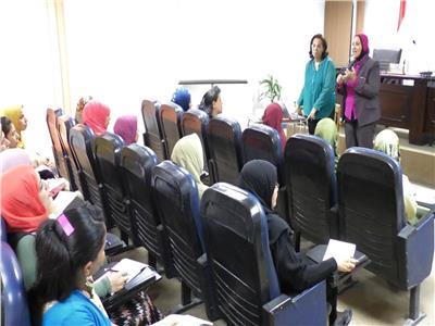 ندوة المجلس القومي للمرأة