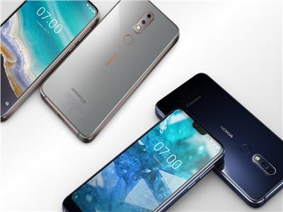 """هاتف نوكيا """"Nokia 7.1"""""""