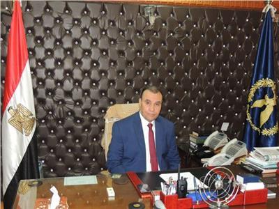 مدير أمن المنوفية :جولات ميدانية لمركز شرطة أشمون والطرق الاقلمية