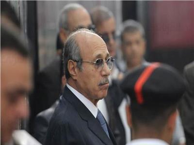 اللواء حبيب العادلى وزير الداخلية الاسبق