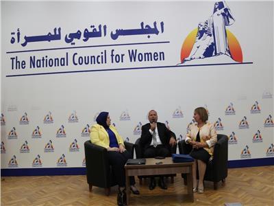 المراة تمثل 70% من نسبة العاملين بمحافظة القاهرة