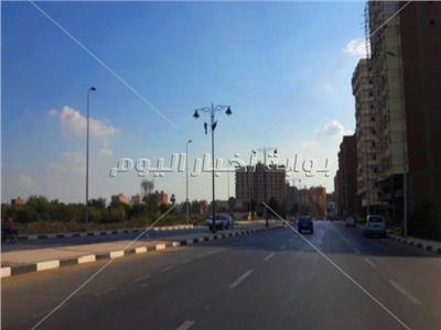 شوارع الفيوم تتجمل لاستقبال رئيس الوزراء
