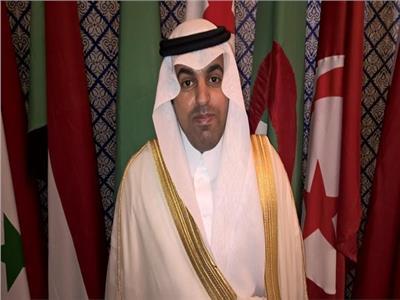 د. مشعل بن فهم السلمى رئيس البرلمان العربي