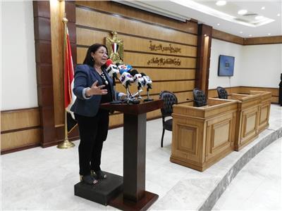 غادة والي- وزيرة التضامن