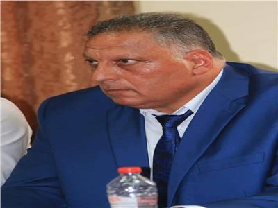 عبده عبدالوهاب عضو مجلس إدارة الاتحاد المصري لكرة اليد