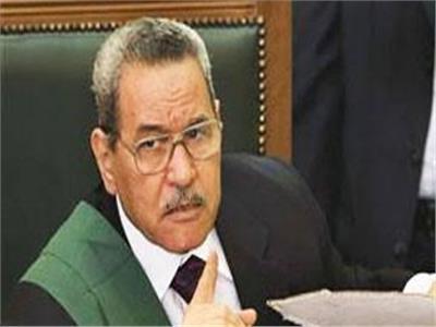 المستشار محمدي قنصوة رئيس محكمة جنايات القاهرة وأمن الدولة العليا الأسبق