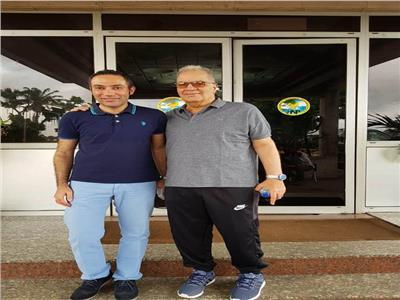 هاني زادة يشيد بدور السفارة المصرية في كوت ديفوار