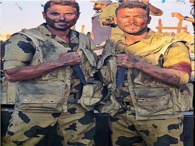 أحمد عز ينشر كواليس فيلم الممر بوابة أخبار اليوم الإلكترونية