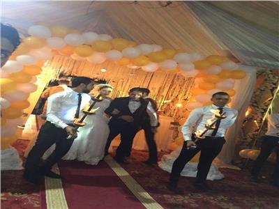 حفل زواج الايتام بالغربية