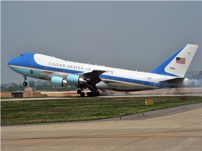 الطائرة الأمريكية