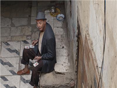 محمود حميدة في لقطة من الفيلم
