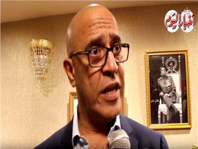 أشرف عبد الباقي خلال حواره مع «بوابة أخبار اليوم»