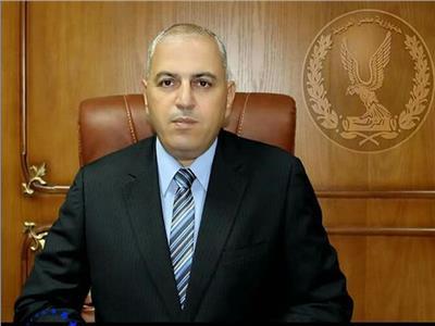 العميد حسام الباز مدير مباحث دمياط