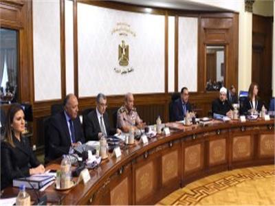 اجتماع الحكومة الاسبوعي