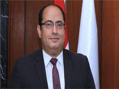 محمد عز المتحدث باسم وزارة النقل