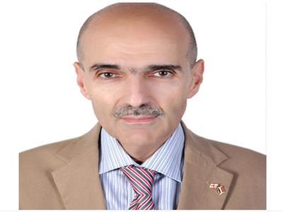 الكسندر نالباندوف سفير جورجيا في مصر