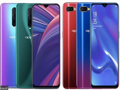 هاتفا أوبو Oppo RX17 Pro و Oppo RX17 Neo