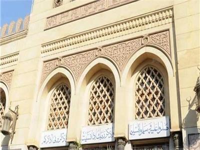 مسجد الحامدية الشاذلية