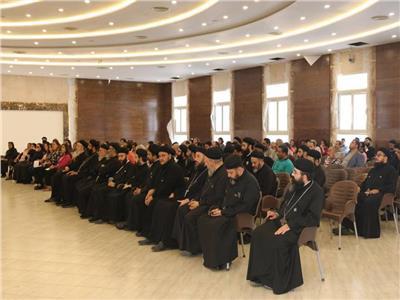 ختام تدريبات المستوى الثالث في برنامج البابا لتطوير التعليم الكنسي