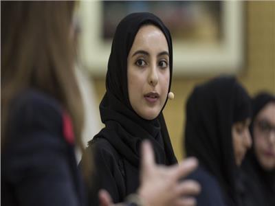وزيرة الشباب الإماراتية شما سهيل المزروعي