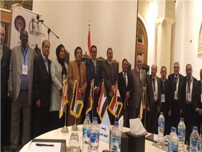 مؤتمر الاتحاد العربي لعمال الغزل والنسيج