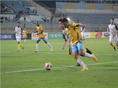 كريم بامبو لاعب الإسماعيلي