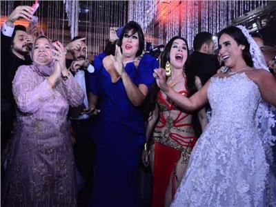 حفل زفاف ابنة الفنان خالد عجاج