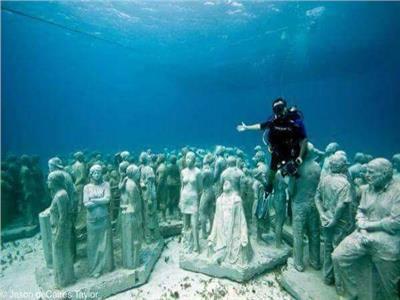 «إسكندرية المفقودة».. مدينة أثرية ضخمة تحت البحر