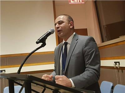 د. أحمد كمالي نائب وزيرة التخطيط لشئون التخطيط