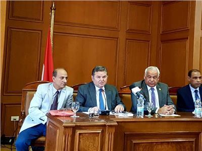 وزير قطاع الأعمال العام يستعرض خطة الوزارة لإصلاح وتطوير الشركات التابعةبمجلس النواب