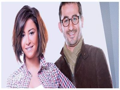 أحمد حلمي ومنة شلبي