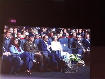 وزيرة البيئة: السيسي أول رئيس يحضر حدثا عالميا بيئيا على أرض مصر