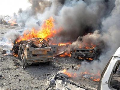 انفجار سيارة ملغومة في تكريت بالعراق