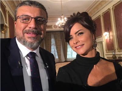 عمرو الليثى يستضيف اللبنانية نور