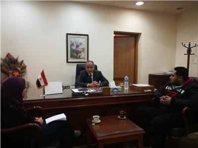 د. عبد الوهاب الغندور أمين عام صندوق تطوير التعليم بمجلس الوزراء