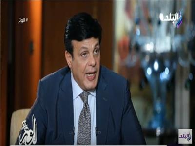 الدكتور محمد حمودة