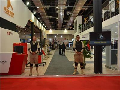 جناح فالكون بمعرض القاهرة الدولي للاتصالات