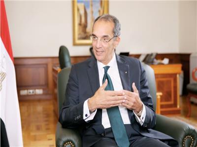 د. عمرو طلعت - وزير الاتصالات وتكنولوجيا المعلومات